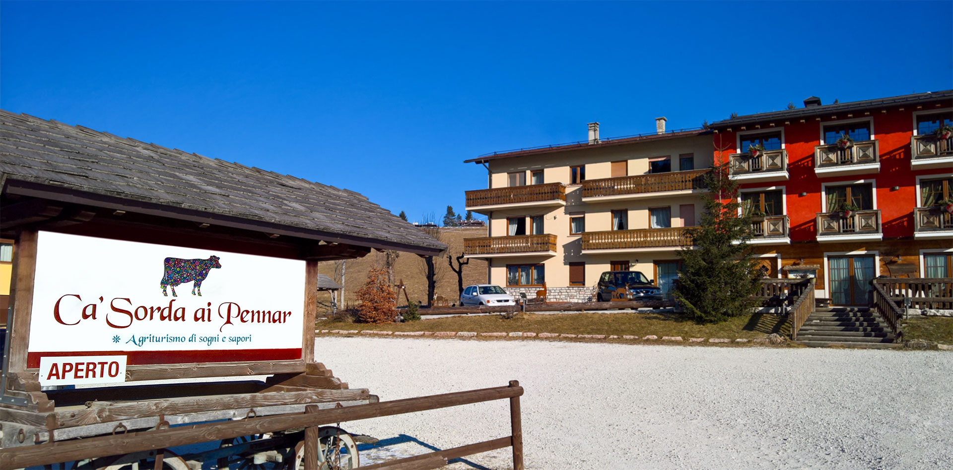 Agriturismo Ca 'Sorda Ai Pennar will be closed for